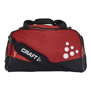 Sportbag Craft Squad Large, 38 l, röd