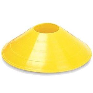 Markeringspunkt, 15 cm, gul