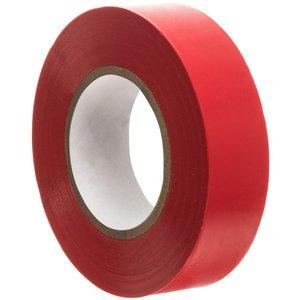 Benskyddstejp 19 mm x 20 m, röd
