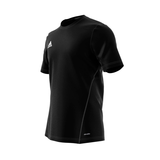 T-shirt Adidas Core Training jersey, svart