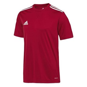 T-shirt Adidas Core  Stripes Training jersey  Röd- REA