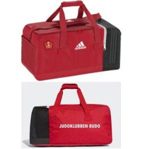 Väska Adidas Tiro 17 Judoklubben Budo, Large